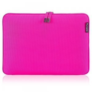 "Чехол-карман для Apple MacBook Air 11""/ MacBook 12"" - Runetz Soft Sleeve розовый"