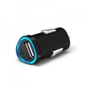 Автомобильное зарядное устройство универсальное SGP Compact Kuel P12Q/C 2.1 A черное