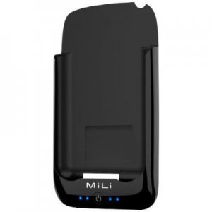 Чехол-аккумулятор MiLi Power Pack 2000 мАч черный для iPhone 3G/3GS