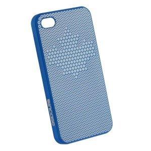 Чехол-накладка для Apple iPhone 4/4S - Incase Frame синий