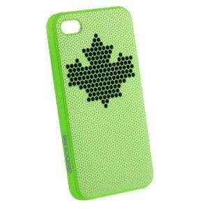 Чехол с рисунком Incase Frame зеленый для iPhone 4/4S