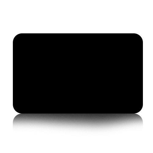 Скин для Apple MacBook - J.M.Show Love черный (2 шт)