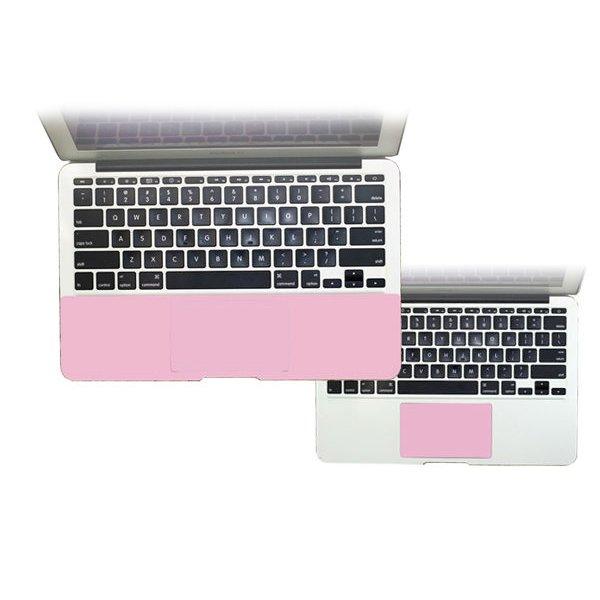 """Защитный скин для Apple MacBook Pro 13"""" Retina - J.M.Show PalmGuard Palmrest&Trackpad розовый"""