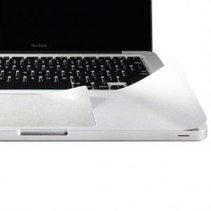 "Защитный скин для Apple MacBook Air 13"" - J.M.Show PalmGuard Palmrest&Trackpad серебристый"