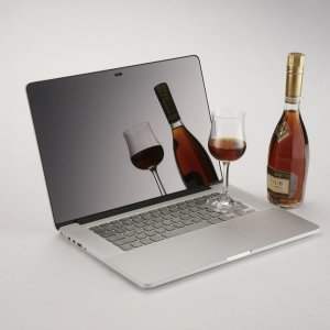 """Защитная пленка для Apple MacBook Air 13"""" - J.M.Show глянцевая"""