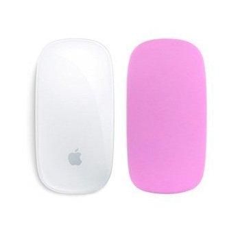 Защитный скин для Apple Magic Mouse - J.M.Show розовый