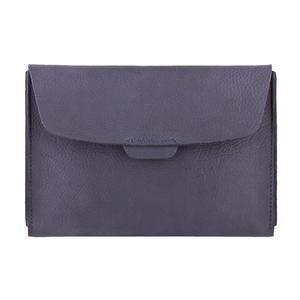 Чехол-конверт для Apple iPad mini 1/2/3 - Dublon Leatherworks Envelope фиолетовый