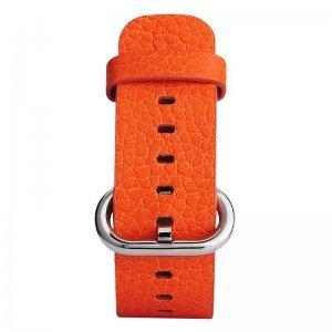 Ремешок для Apple Watch 38мм - Coteetci W1 оранжевый