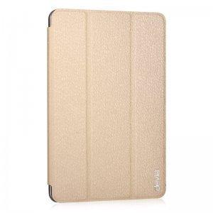 Чехол-книжка для Apple iPad mini 4 - Devia Light Grace золотистый