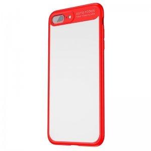 Чехол с зеркалом Baseus Mirror красный для iPhone 7 Plus