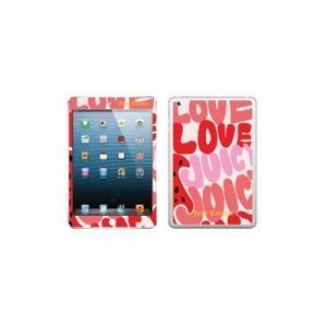 Наклейка для iPad mini - Juicy Couture Love Juicy