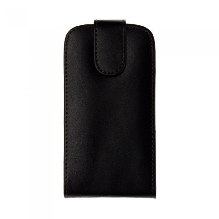 Чехол-флиппер для SamsungGalaxy S DUOS S7562 - Leather Pouch черный