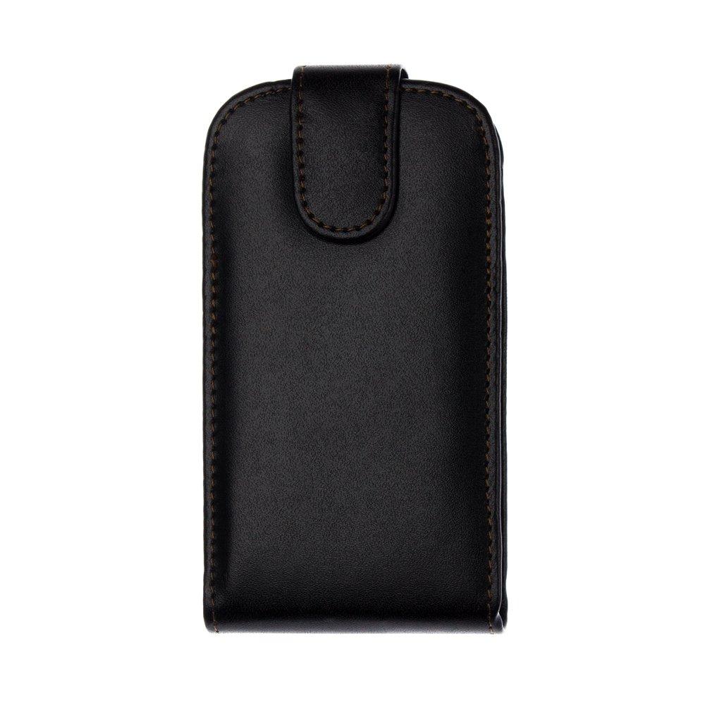 Чехол-флиппер для SamsungGalaxy SIII mini i8190 - Leather Pouch черный