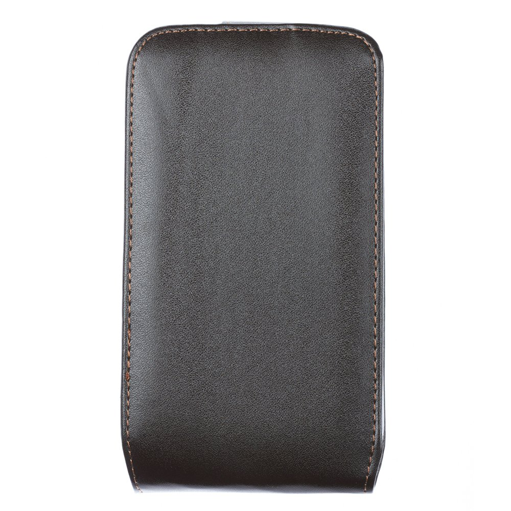 Чехол-флиппер для Samsung Galaxy Grand Duos i9082 - Leather Pouch черный