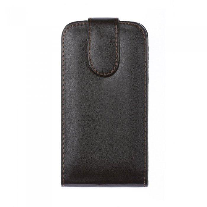 Чехол-флиппер для SamsungGalaxyS4i9500 - Leather Pouch черный