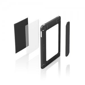 Чехол спорт и экстрим для Apple iPad - Marware SportShell Convertible черный