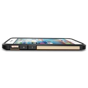 Чехол-накладка для Apple iPhone 6/6S - SGP Tough Armor золотистый