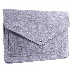 "Чехол-конверт Gmakin GM07 серый для MacBook Air 13""/Pro 13""/ Pro 13"" Retina"