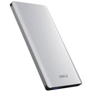 Внешний аккумулятор iWalk Chic 5000mAh серебристый