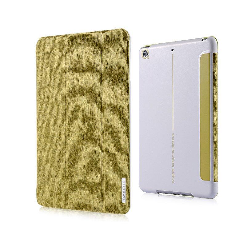 Чехол-книжка Baseus Folio зеленый для iPad mini 2/3