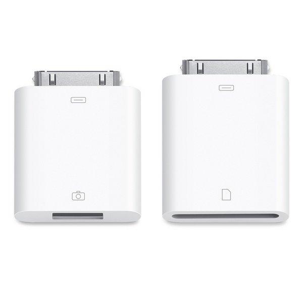 Адаптер для подключения фотокамеры для Apple iPad 2/3 - Apple iPad Camera Connection Kit