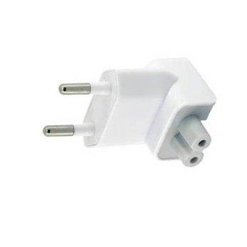 """Переходник """"Евро"""" для сетевых зарядных устройств Apple"""