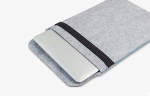 "Чехол-конверт Gmakin GM16 серый для MacBook Air 13""/Pro 13""/ Pro 13"" Retina"