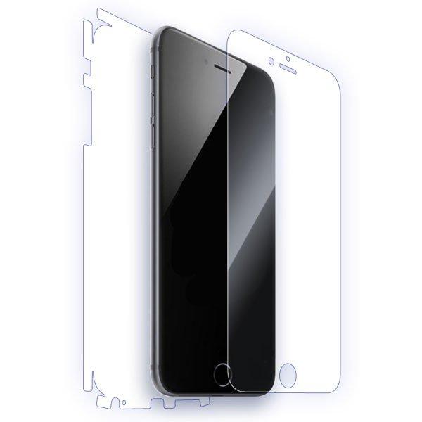 Набор пленок для Apple iPhone 6 Plus - Poukim Full Body Clear глянцевый