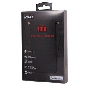 Внешний аккумулятор iWalk Extreme Trio 10,000mAh черный
