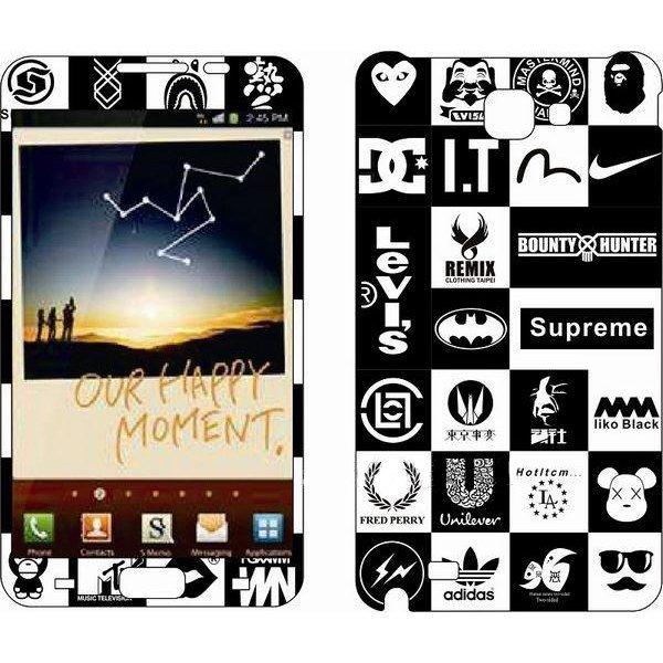 Наклейка для Samsung Galaxy Note i9220 - MTV Brands