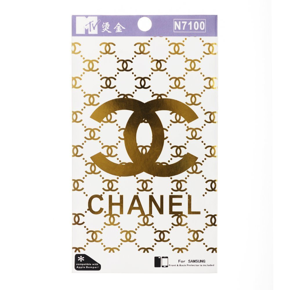 Наклейка для Samsung Galaxy Note 2 N7100 - MTV Chanel
