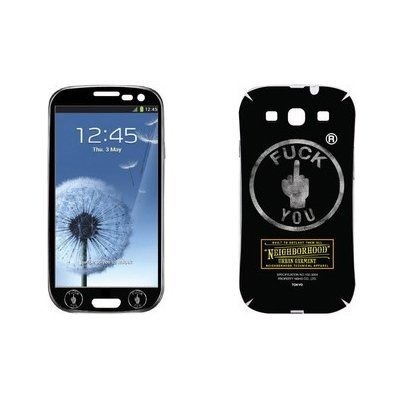 Наклейка для Samsung Galaxy S3 i9300 - MTV F..k You