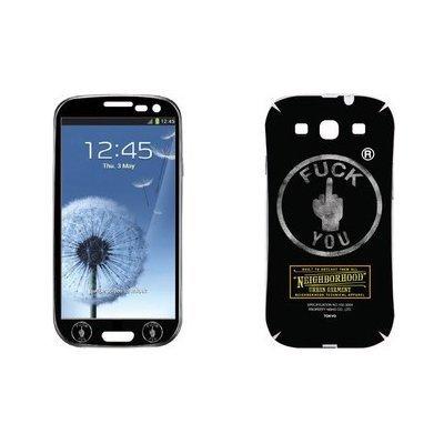 Наклейка для Samsung Galaxy S3 i9300 - MTV F..k You