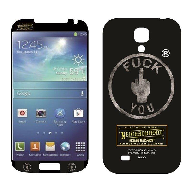 Наклейка для Samsung Galaxy S4 i9500 - MTV F..K You