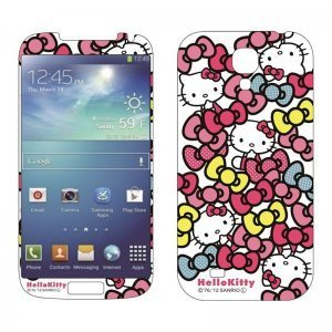 Наклейка для Samsung Galaxy S4 i9500 - MTV Hello Kitty & Bows