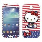 Наклейка для Samsung Galaxy S4 - MTV Hello Kitty