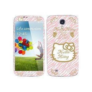 Наклейка для Samsung Galaxy S4 i9500 - MTV Hello Kitty