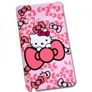 Наклейка для Samsung Galaxy Note i9220 - MTV Hello Kitty