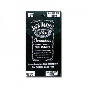 Наклейка для Samsung Galaxy S4 i9500 - MTV Jack Daniel`s No.7