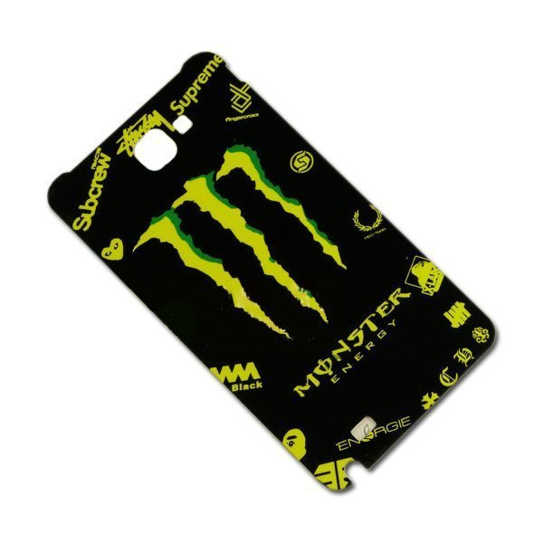 Наклейка для Samsung Galaxy Note i9220 - MTV Monster Energy