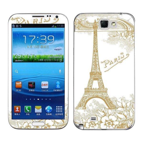 Наклейка для Samsung Galaxy S3 - MTV Paris