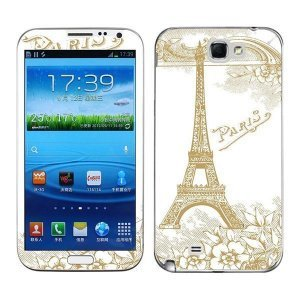 Наклейка для Samsung Galaxy S3 - MTV Paris