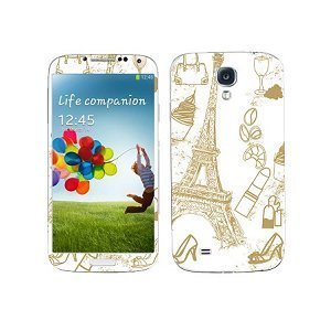 Наклейка для Samsung Galaxy S4 - MTV Paris