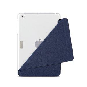 Чехол-книжка для Apple iPad mini 3/iPad mini 2/iPad mini - Moshi VersaCover Origami синий