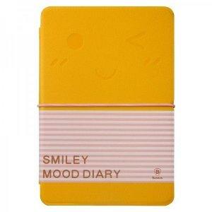 Чехол-книжка Baseus Mood diary желтый для iPad mini 2/3/iPad mini