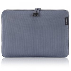 "Чехол-карман для Apple MacBook Air 11""/ MacBook 12"" - Runetz Soft Sleeve серый"