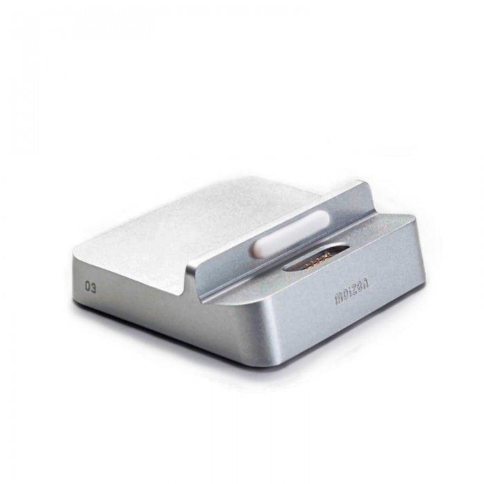 Док-станция для Apple iPhone 5/5C/5S/6/6S - Moizen Cabin Dock черная