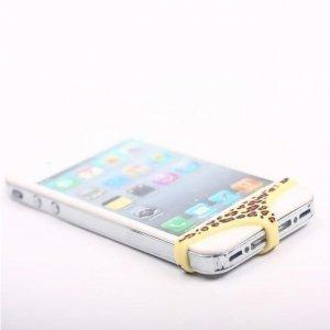 Трусы для Apple iPhone 4/4S/5/5S/5C - леопардовые