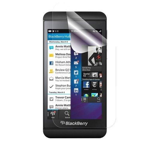 Защитная пленка для BlackBerry Z10 - Screen Ward Crystal Clear прозрачная глянцевая