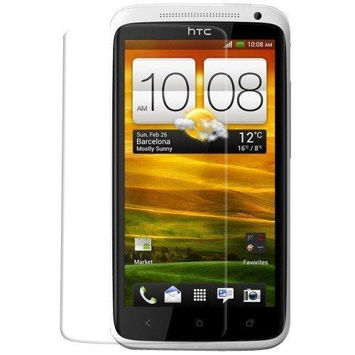 Защитная пленка для HTCOneXs720e - Screen Ward Crystal Clear прозрачная глянцевая